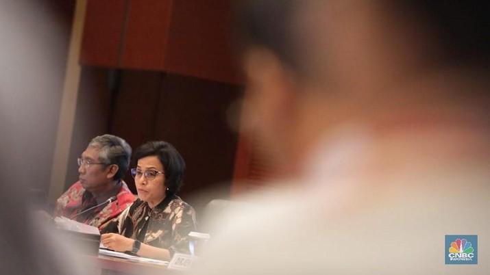 Sri Mulyani Beberkan Realisasi APBN 2018