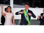 Dijuluki 'Trump Tropis', Jair Bolsonaro Jadi Presiden Brazil