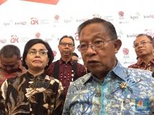 Utang Era Jokowi Rp 1.809 T, Darmin Sebut Masih Normal