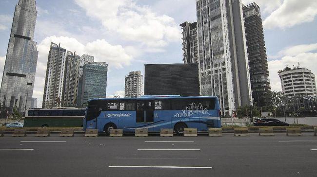 Rekayasa Rute Transjakarta Akibat Antisipasi Demo Hari Ini