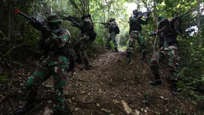 Moeldoko Ingin TNI di Garis Depan Tumpas KKB di Papua