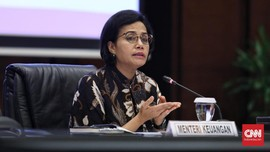 Sri Mulyani: Keputusan The Fed Sinyal Ekonomi Global Lemah