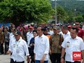 Usai Tsunami Selat Sunda, Jokowi Minta Kawasan Pesisir Ditata