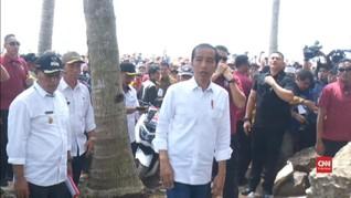 VIDEO: Jokowi Minta Tata Ruang Pesisir Dikaji Ulang