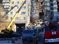 FOTO: Penyelamatan Korban Ledakan di Apartemen Rusia