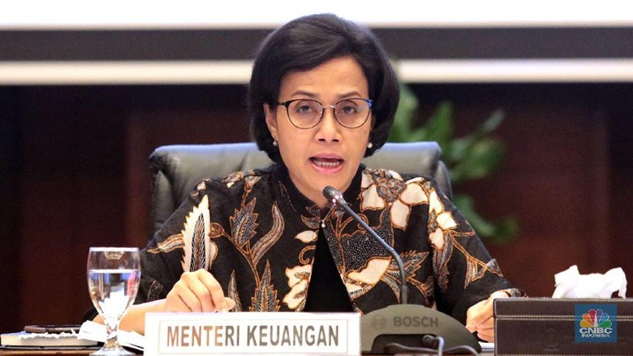 Menteri Keuangan Sri Mulyani Indrawati dianugerahi gelar Finance Minister of the Year 2019 Global and Asia Pacific dari majalah keuangan The Banker.