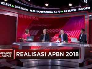 Wah, Kinerja APBN 2018 Dapat Ponten 9!
