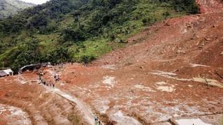Badan Geologi Kementerian ESDM Jelaskan Longsor di Kaltara