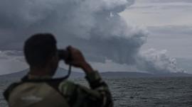 Kamis Dini Hari, Anak Krakatau Alami 60 Gempa Letusan