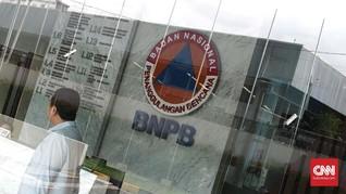 BNPB Sebut Ada 103 Titik Banjir di Sekitar Jakarta