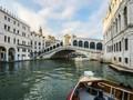 Penerapan Tiket Masuk ke Venesia Ditunda