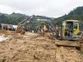 Pencarian 20 Korban Longsor Sukabumi Dilanjutkan