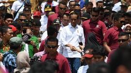 Viral Video Jokowi Disambut Dua Jari Berujung Polemik