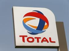 Presiden Macron Hina Islam, Penjualan BBM Total Oil Anjlok?