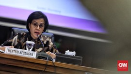 Sri Mulyani Racik RAPBN 2020 Plus Asumsi Perlambatan Ekonomi