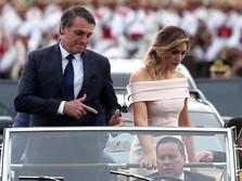 Presiden Brasil: Vaksin Covid Bisa Bikin Wanita Berjanggut
