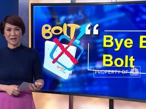 Resmi Off, Bye Bye Bolt!