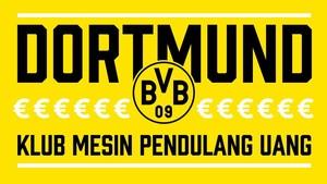 INFOGRAFIS: Dortmund Klub Mesin Pendulang Uang