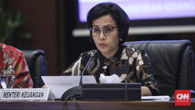 Sri Mulyani Jelaskan Kartu Bantuan Jokowi Bukan Program Baru