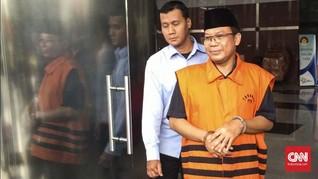Gaji DPR Taufik Kurniawan Disetop Usai Vonis Hakim