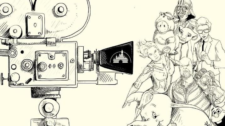Disney-Marvel-Pixar Rilis 63 Film Sampai 2027, Ini Daftarnya!