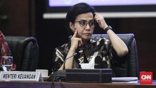 Januari, Sri Mulyani Catat Defisit APBN Bengkak Jadi Rp45,6 T