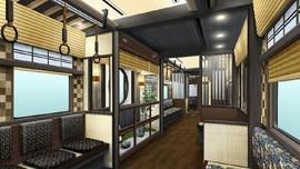 Jepang Sulap Gerbong Kereta Serupa 'Ryokan'