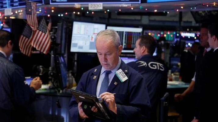 Resesi Masih Menghantui tapi Wall Street Mulai Bangkit
