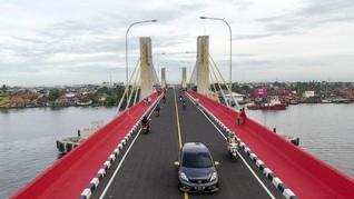 SMI Beri Utang Pemda Rp4,61 Triliun Demi Infrastruktur