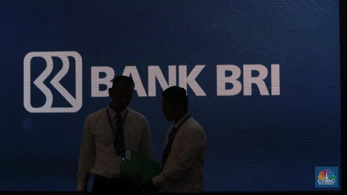 Bank BRI (CNBC Indonesia/Muhammad Sabki)