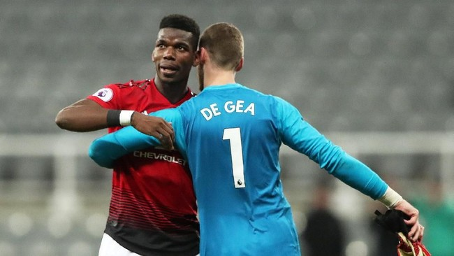 Setelah meraih empat kemenangan beruntun dalam laga Liga Inggris 2018/2019, Manchester United akan menghadapi Reading dalam babak ketiga Piala FA, Sabtu (5/1) dan bertemu Tottenham Hotspur pada pekan depan. (REUTERS/Scott Heppell)