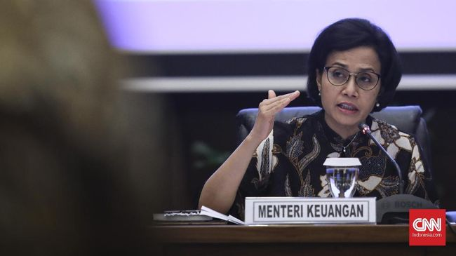Sri Mulyani Evaluasi Audit BPKP soal Tagihan BPJS Kesehatan