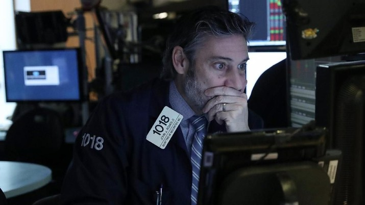 Pupusnya Damai Dagang Akan Jadi Bencana bagi Bursa Global
