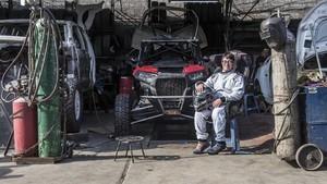 FOTO: Penyandang 'Down Syndrome' Pertama di Rally Dakar