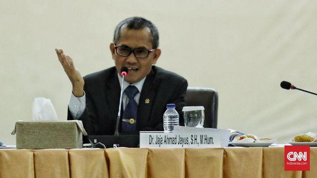 KY Serahkan Empat Nama Calon Hakim Agung Lolos Seleksi ke DPR