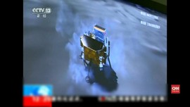 VIDEO: Satelit China Mendarat di Sisi Terjauh Bulan
