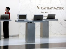 Cathay Pacific Caplok Hong Kong Express Rp 8,9 T