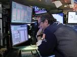 Karena China, Wall Street Kembali Terkoreksi