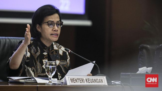 Sri Mulyani Pede Ekonomi RI Masuk 5 Besar Dunia pada 2045