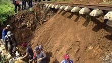 Musim Hujan, Jakarta Selatan dan Timur Berpotensi Longsor