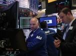 Wall Street Diguncang Buruknya Data Penjualan Ritel AS