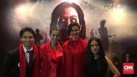 Rima Melati Adams 'Dibutakan' Hantu Kebaya Merah