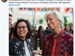 Sri Mulyani Sebut Peringatan Utang dari IMF Bukan Buat RI