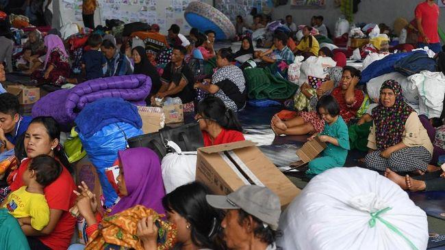 Warga Terdampak Tsunami Tolak Perubahan Lokasi Relokasi