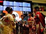Mengawali Pekan Ini, Bursa Tokyo Ditutup Menguat 0,5%