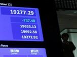 Tunggu Keputusan The Fed, Bursa Jepang Dibuka Terkoreksi