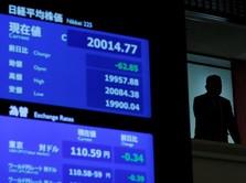 Tertular Sentimen Wall Street, Bursa Jepang Dibuka Menghijau