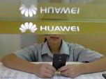 Tuduh Huawei Komplotan Partai Komunis, AS Siapkan Sanksi