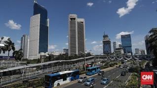 Cuaca Jakarta Diprediksi Cerah Berawan Selama HUT RI