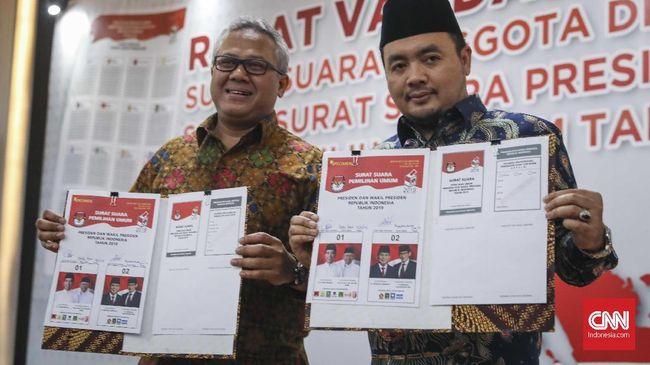 Prabowo Pakai Jas di Surat Suara, BPN Ogah Eksploitasi Islam